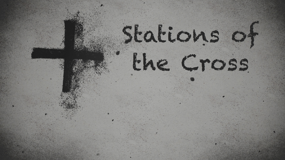 Friday April 10th from 9:00 am to 5:00 pm, we will be having a Stations of the Cross exhibit in the main sanctuary. Come at any time and reflect on the significance of the crucifixion in our lives. A short service will follow at 7:00 pm.