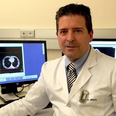 JAVIER ARISTU, MD PHD Oncologist, Clinical Universidad Universidad de Navarra gastrointestinal cancer