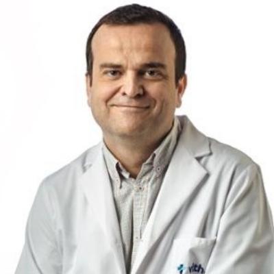 RAFAEL TRUJILLO VILCHEZ, MD Oncologist, Vithas Xanit Hospital Universidad de Malaga