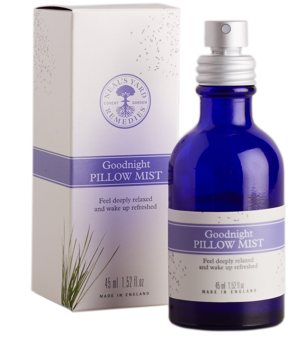 5.Neal's Yard Remedies  - Neal's Yard focus on remedies, so naturally they have a plethora of products to help the weary and travel tired trade deal negotiator. Perhaps no surprise they have recently launched the 'Goodnight Pillow Mist' to their range. However the French Lavender may put some Brexiteers off (don't tell Nigel).