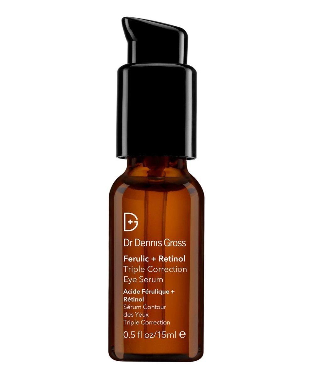 Dr Dennis Gross - Ferulic + Retinol Eye Serum - When I purchased this serum I could almost hear the screeches of