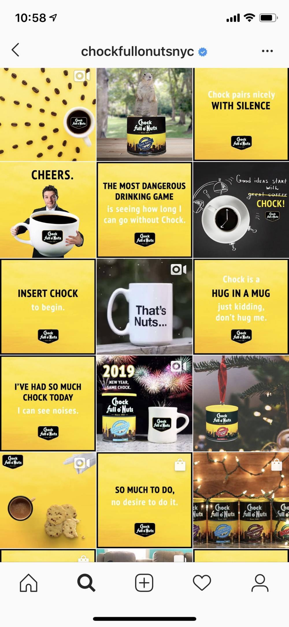 Instagram Snapshot