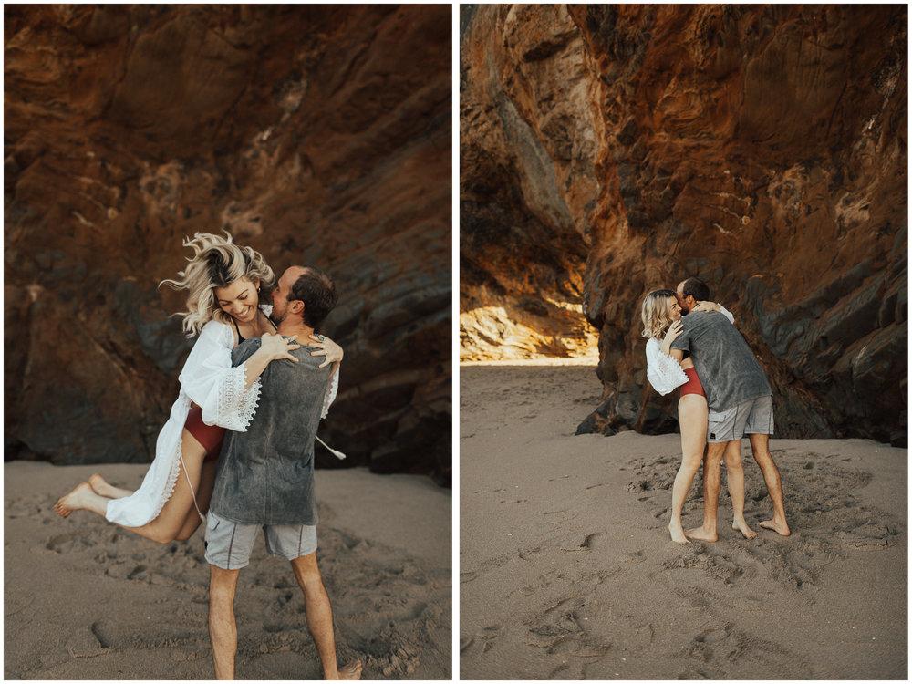kumara+chris flower field beach cliff engagement4.jpg