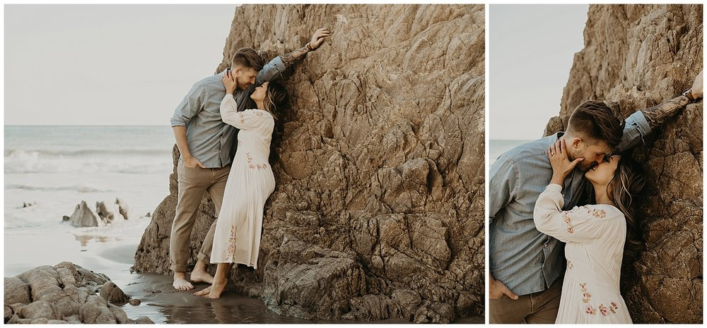 malibu beach cliff engagement session_0032.jpg