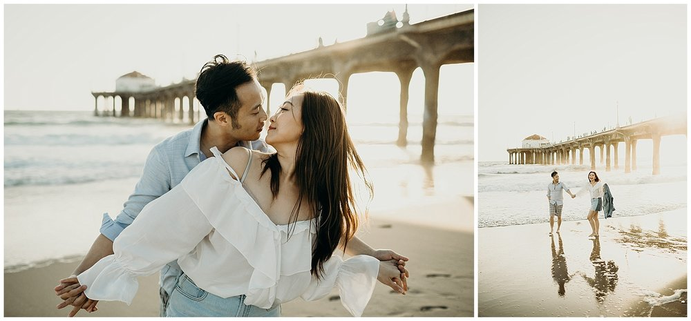 manhattan beach pier beach engagement_0010.jpg