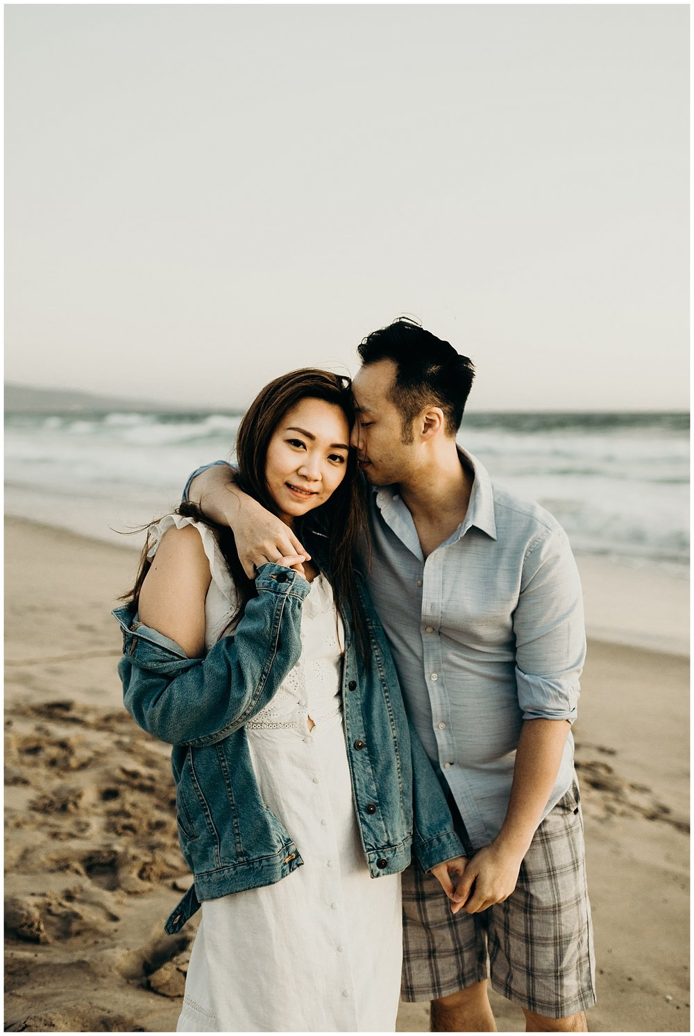 manhattan beach pier beach engagement_0040.jpg