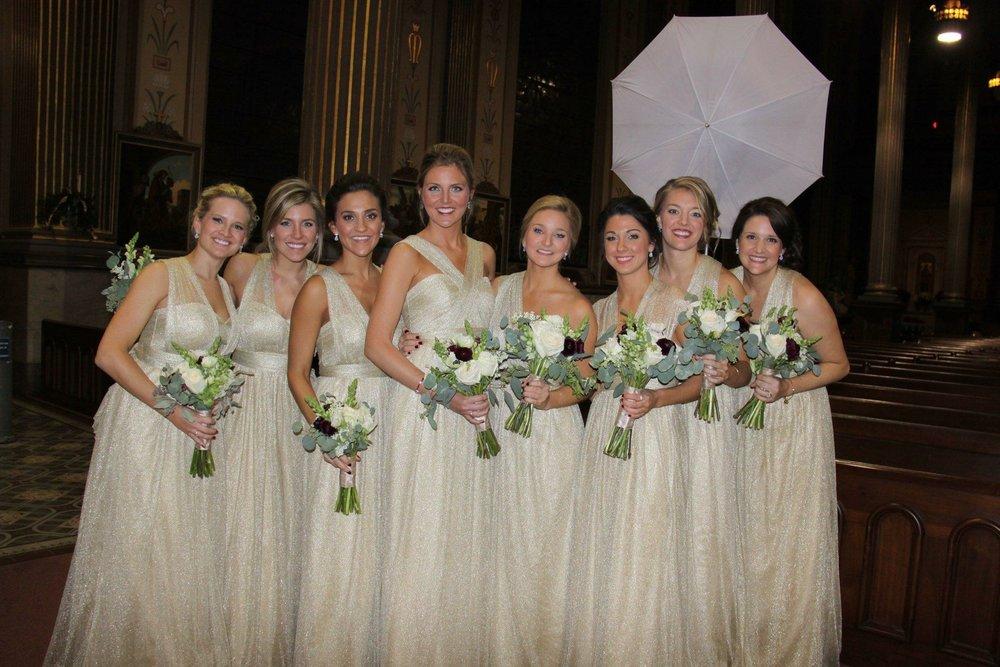Bridal party Spray Tan!