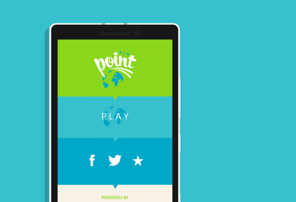 Pinpoint - A global guessing game for Android and Windows phones – powered by users with photos and sound from Foundbite.Built with: Windows Phone, Xamarin, ASP.NET