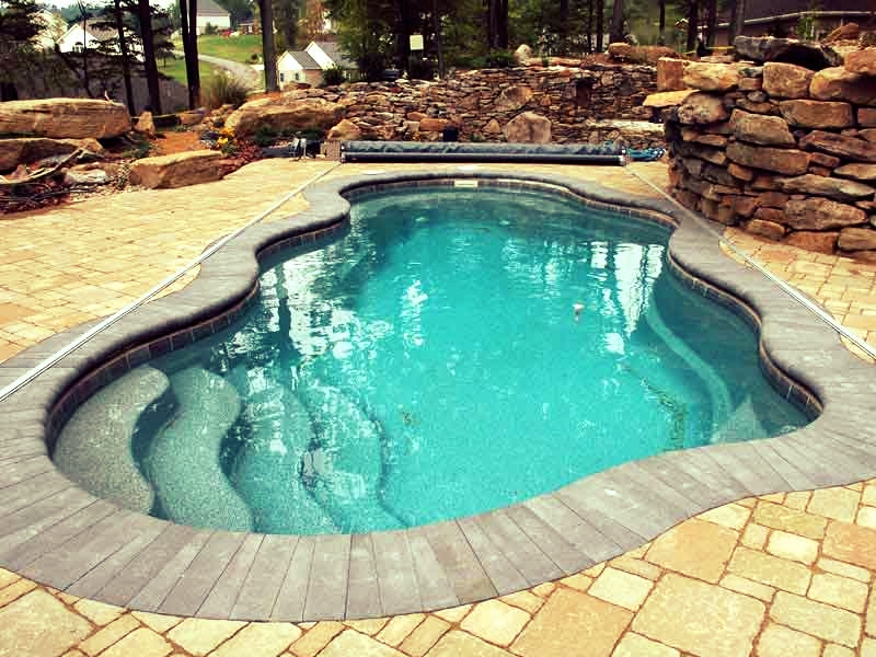 Lifestyle Fiberglass Pools Martinez, CA