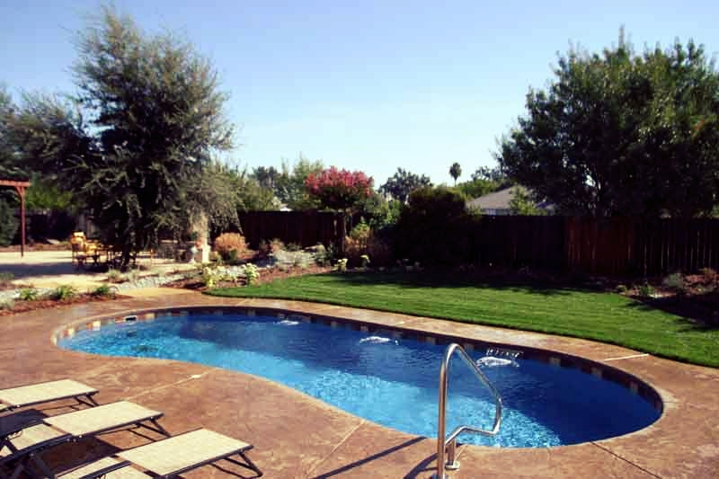 Lifestyle Fiberglass Pools North Bay Ca
