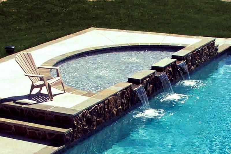 Lifestyle Fiberglass Pools Brentwood CA
