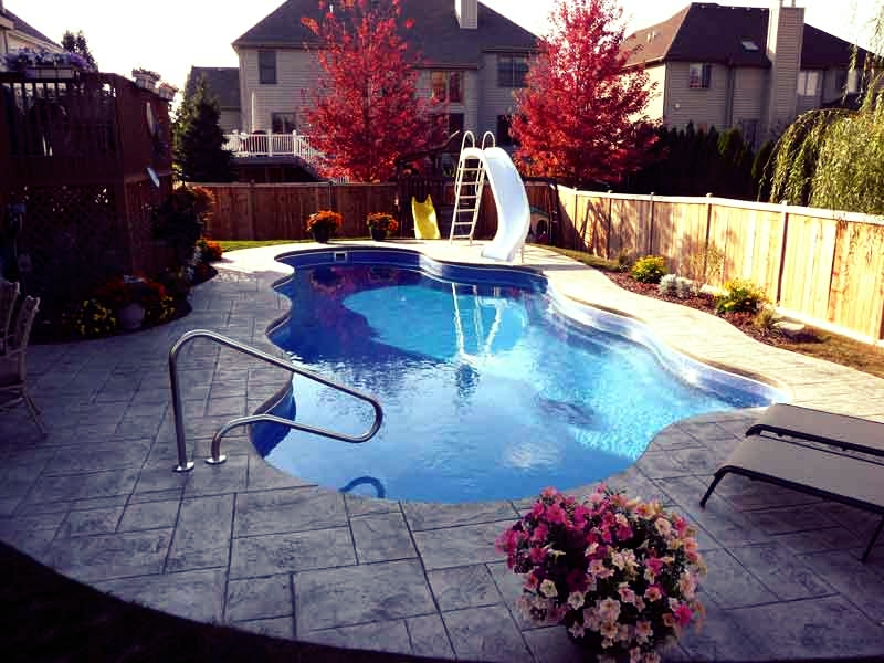 Lifestyle Fiberglass Pools Vallejo CA