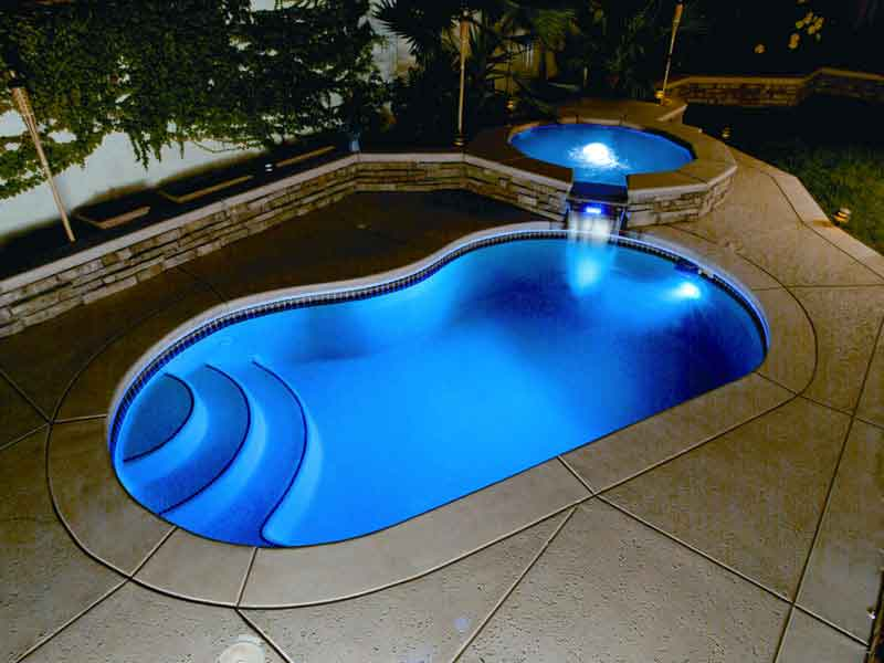 Lifestyle Fiberglass Pools Concord, CA