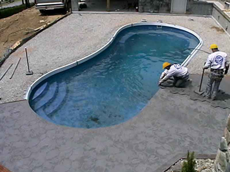 Lifestyle Fiberglass Pools Oakley, CA
