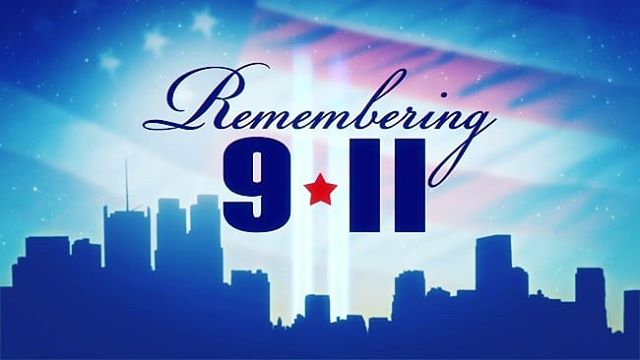 On this day and every day, we remember those we lost and those who bravely responded. #neverforget