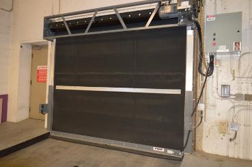 Canada's Place TNR Extra-Large Garage Doors | Edmonton, Alberta | Abe's Door