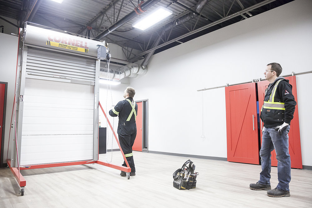 Edmonton's best garage doors