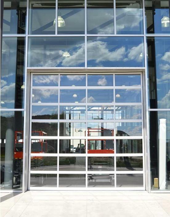 Steel Craft Aluminum Doors SA7000 & Abe\u0027s Door Services Ltd.