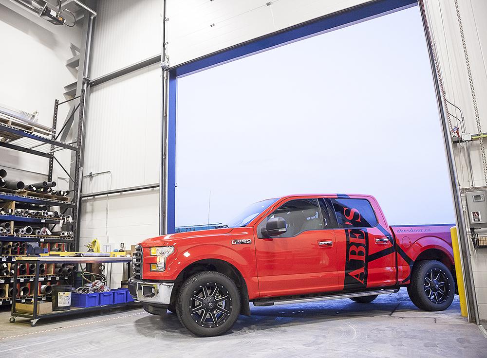Abe's Door Mobile Truck Service