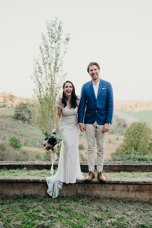 Bec & Matt Wedding Styling Noosa