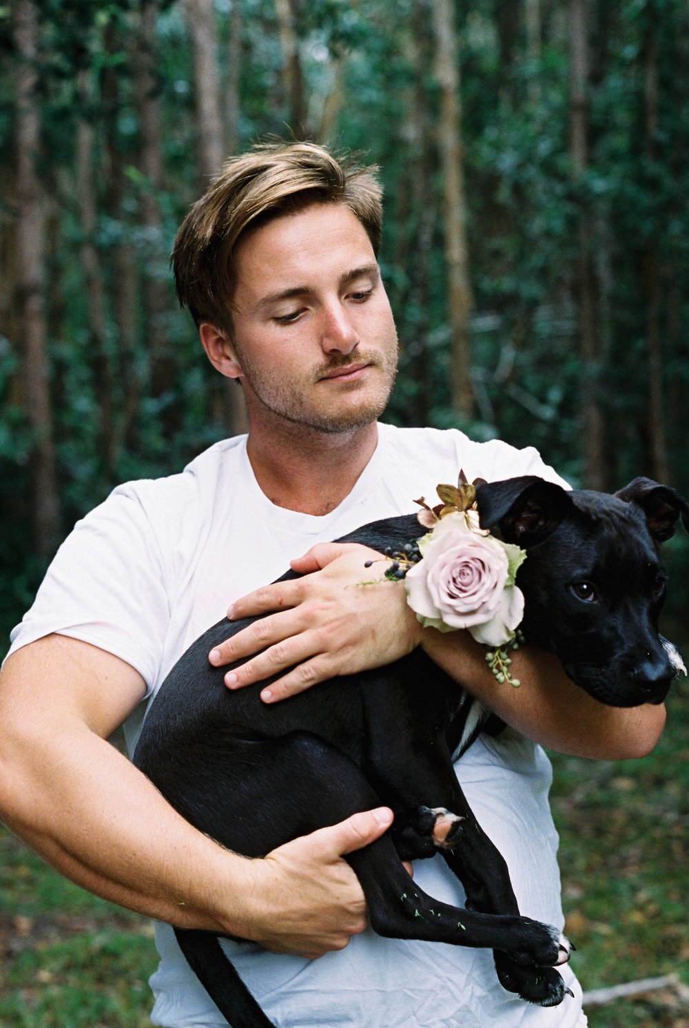 Hunks & Puppies