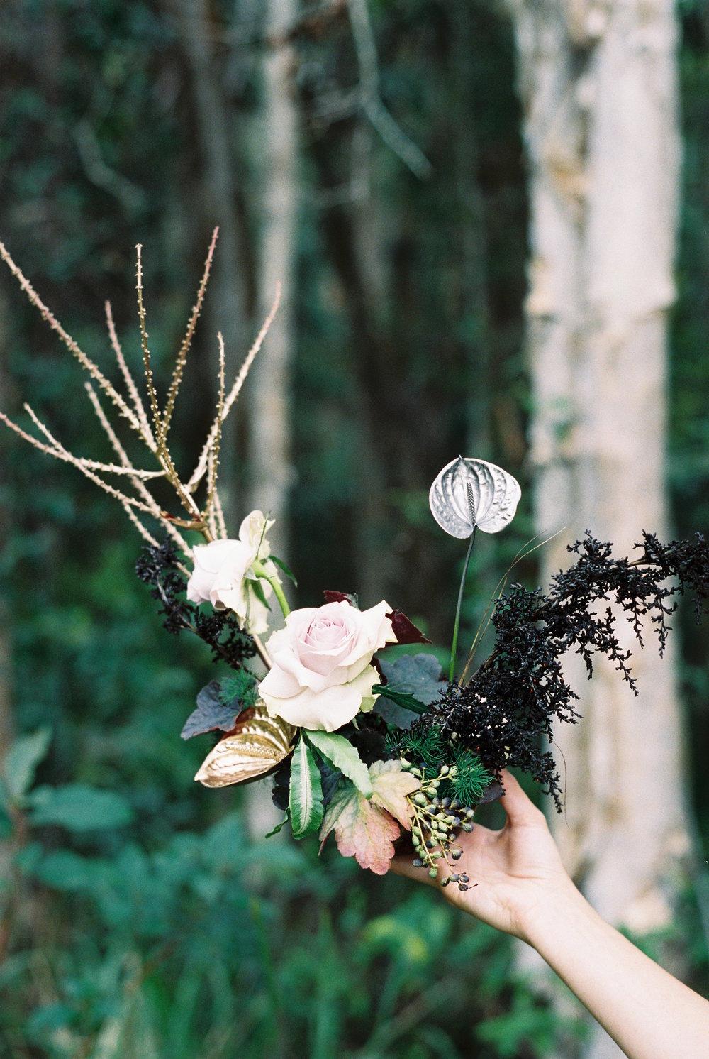 Bloodwood Botanica | Sculptural Wedding Flowers