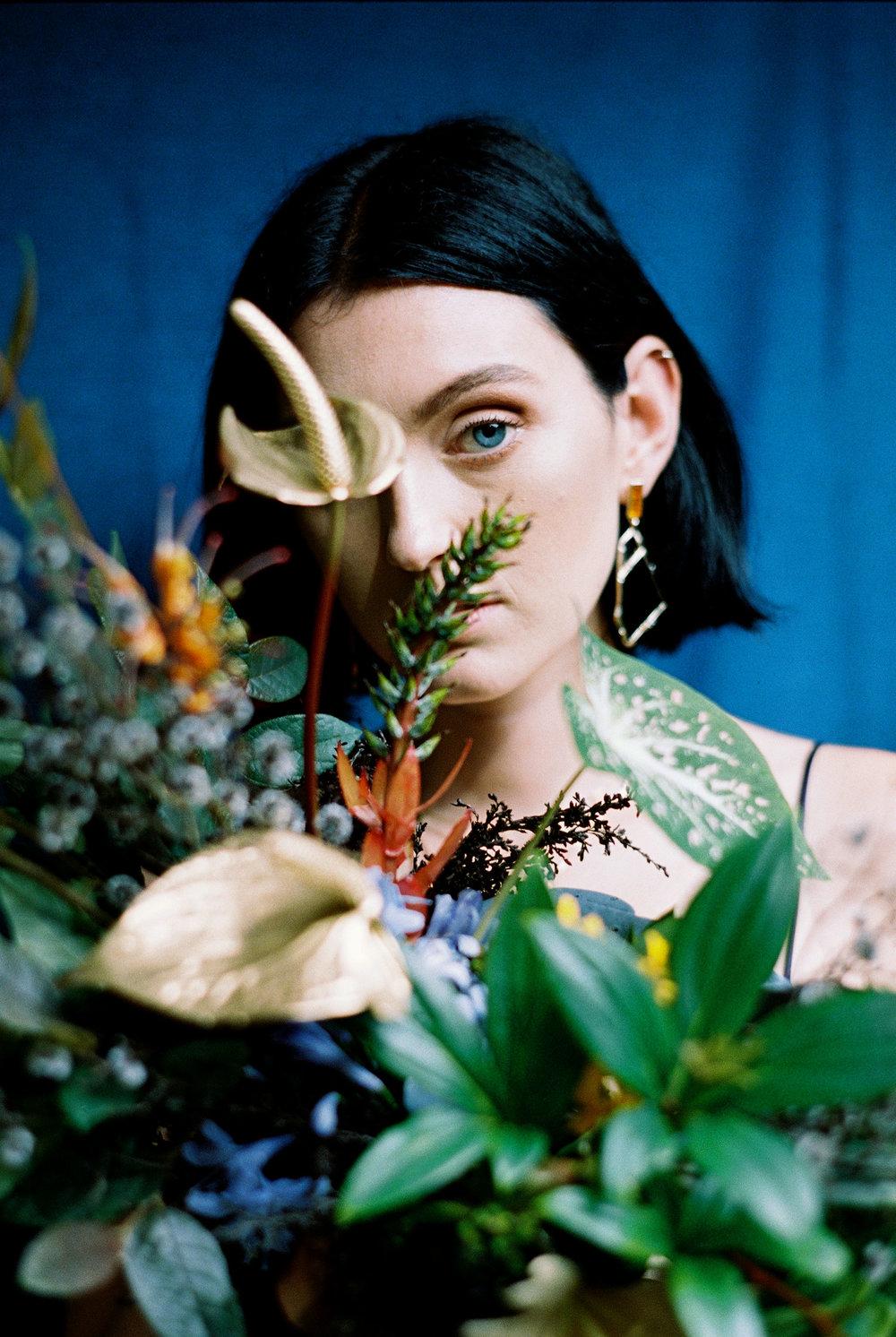 Bloodwood Botanica | Tropical Bridal Bouquet