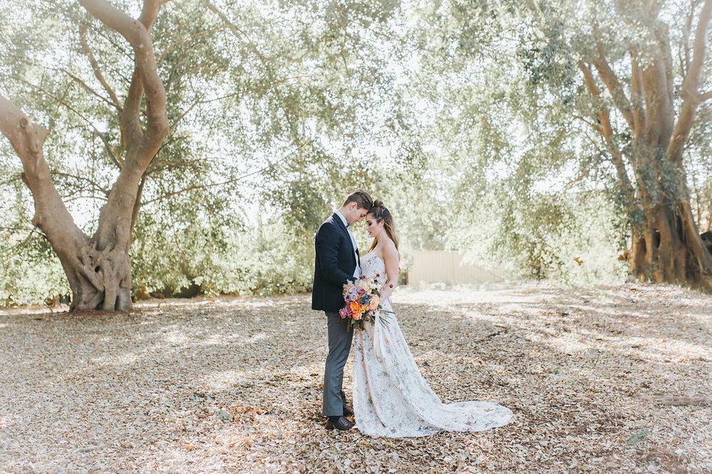 Bloodwood Botanica | Bohemian bright wedding