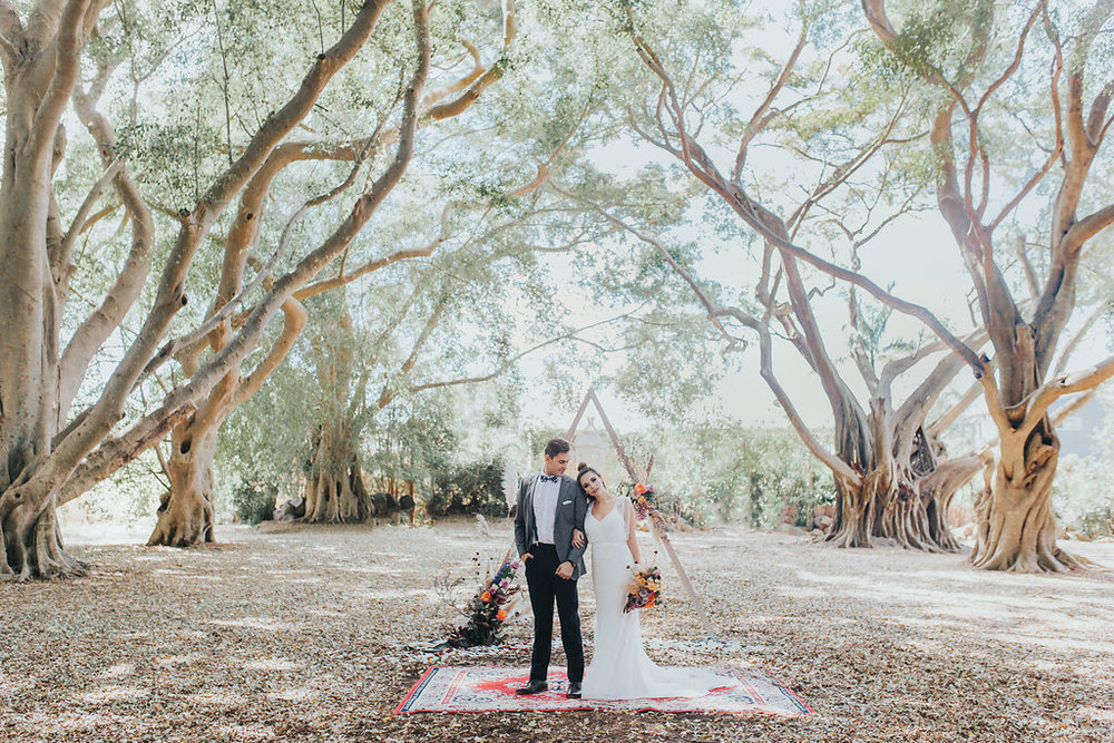 Bloodwood Botanica | Noosa wedding florist