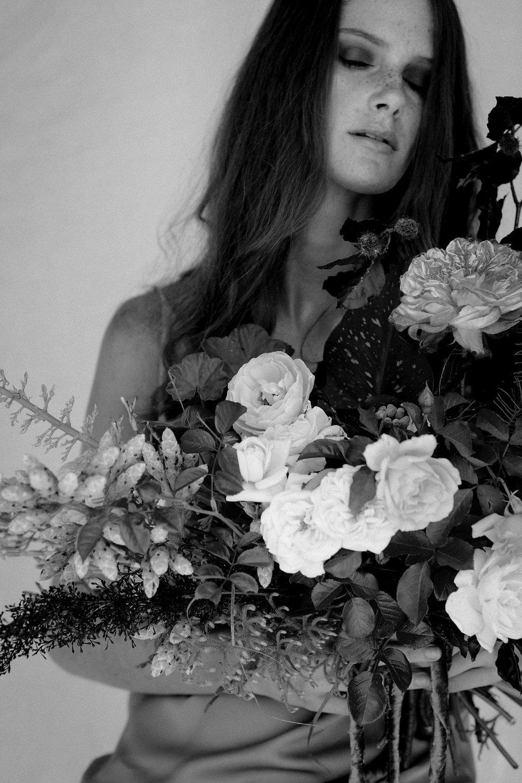 Bloodwood Botanica | Bare Bridal bouquet