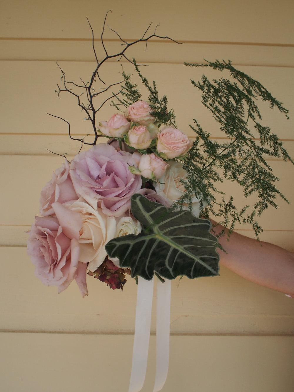 Bloodwood Botanica | Bridesmaids Bouquet