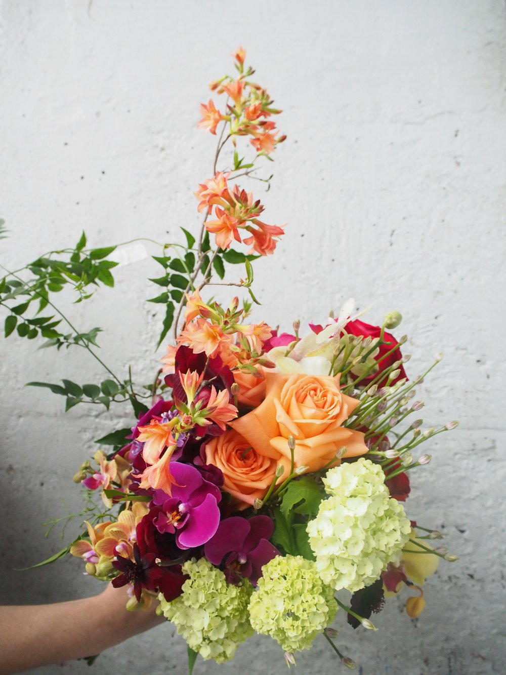 Bloodwood Botanica | Bridal Bouquet