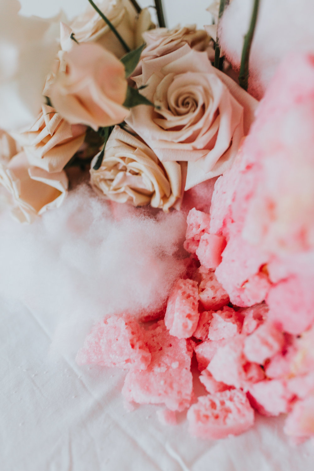 Bloodwood Botanica | Rose Quartz Cake