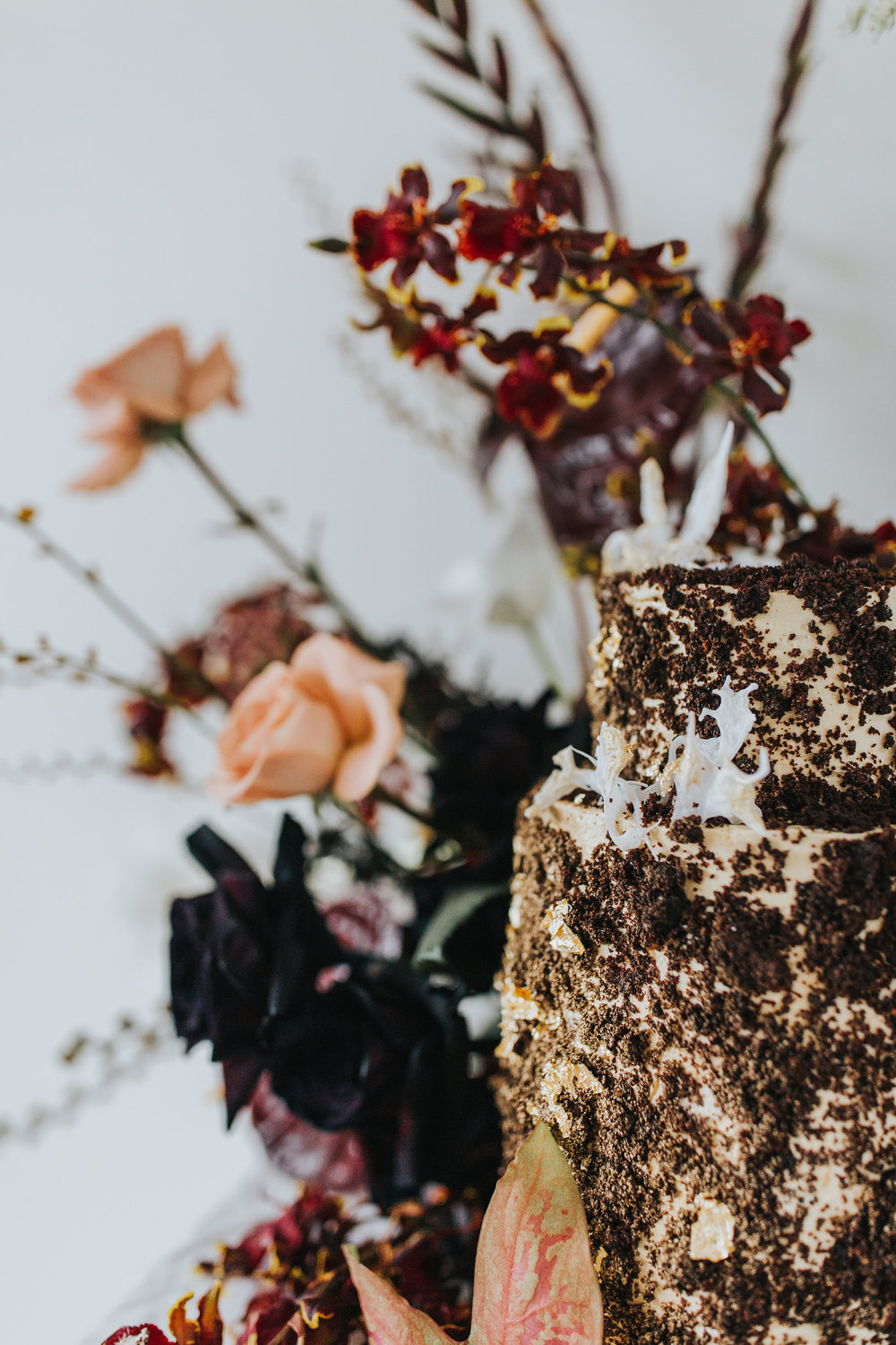 Bloodwood Botanica | Autumn Gold Cake