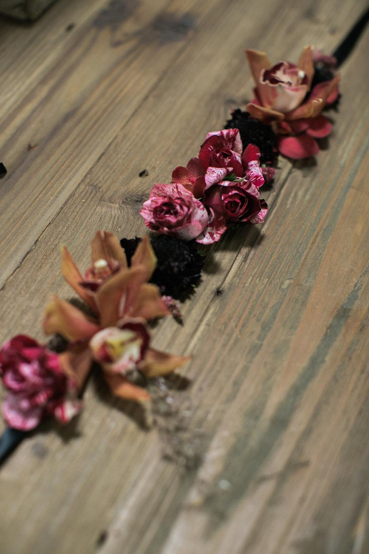 Bloodwood Botanica | PUPPY COLLAR