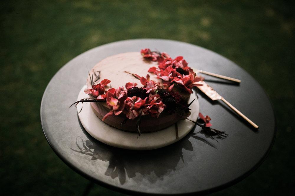 Cake Flowers | Bloodwood Botanica