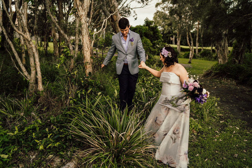 Bloodwood Botanica | Noosa Springs Wedding