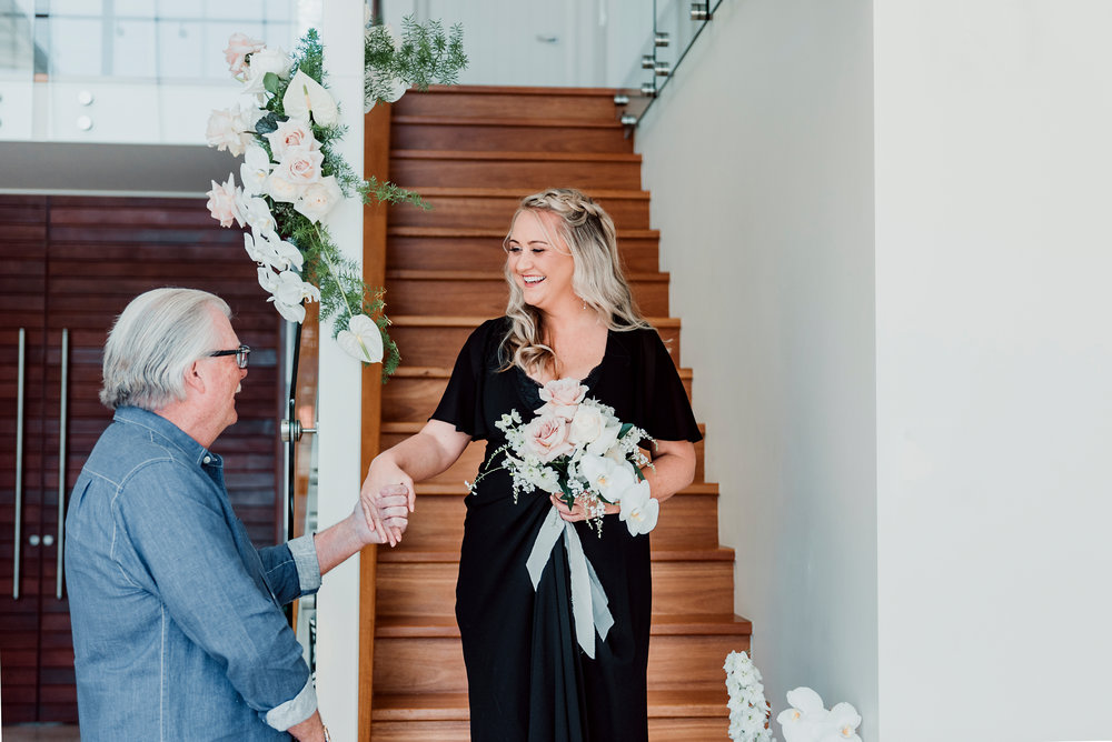 Bloodwood Botanica | BRIDESMAID NOOSA WEDDING