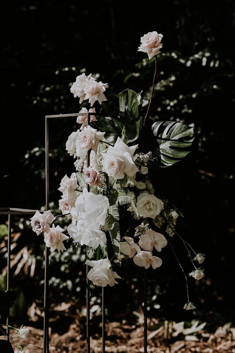 Bloodwood Botanica | Plinth Altar Arbour