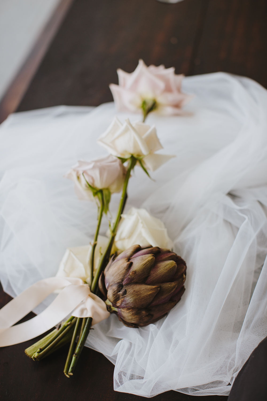 Bloodwood Botanica | Bridesmaids simplicity bouquet