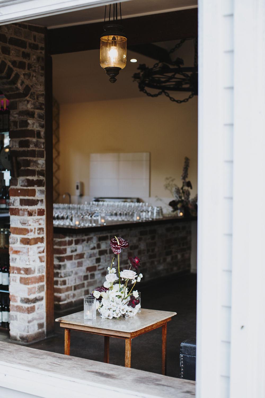 Harvest Newrybar | Bloodwood botanica wedding flowers