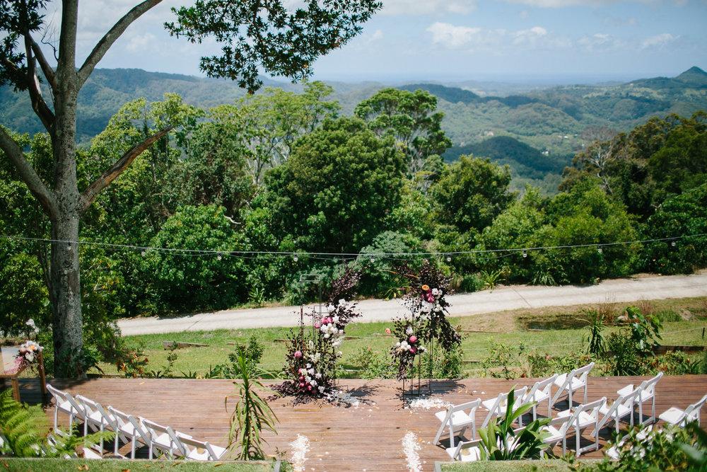 Bloodwood Botanica   Altar at Altitude 261