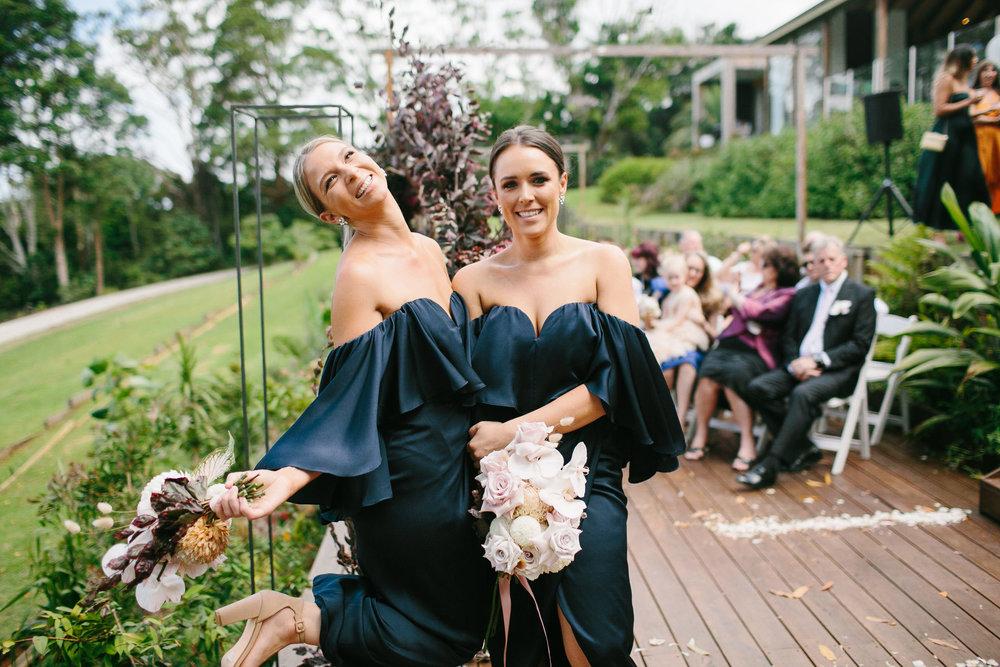 Bloodwood Botanica   Brides babes byron bay wedding flowers