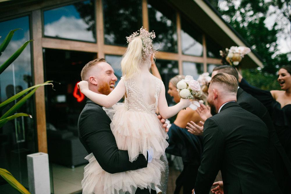 Bloodwood Botanica   celebration family byron bay wedding flowers