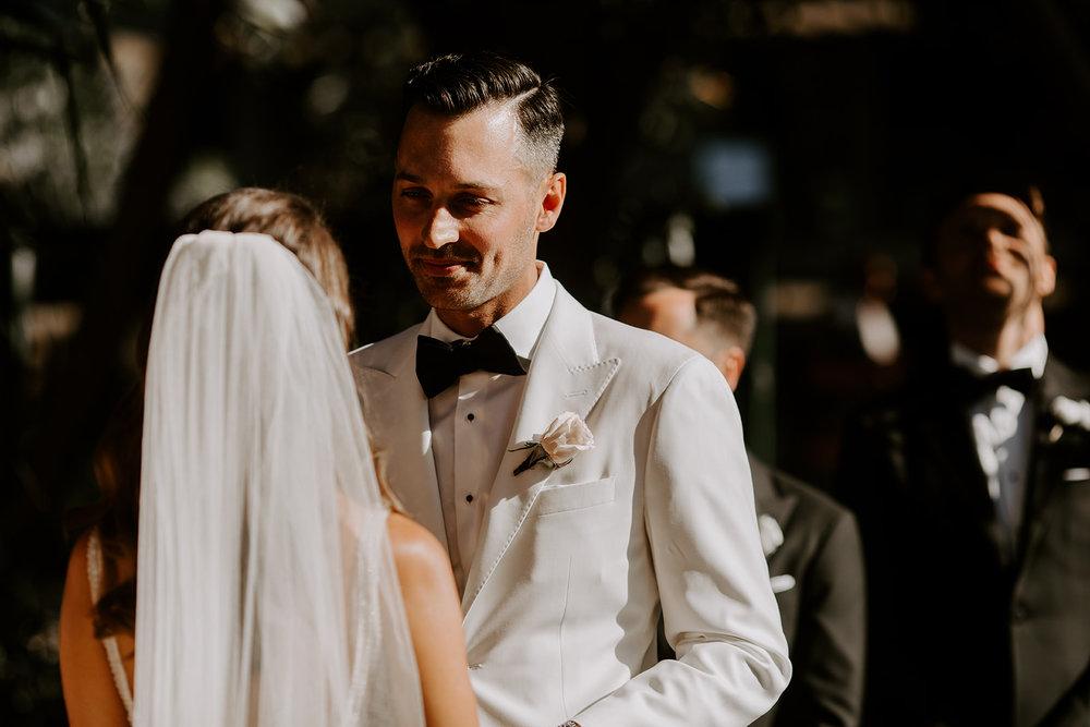 Bloodwood Botanica   groom prince charming boutonnière