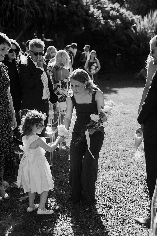 Bloodwood Botanica   Flower girl bridesbabe moment