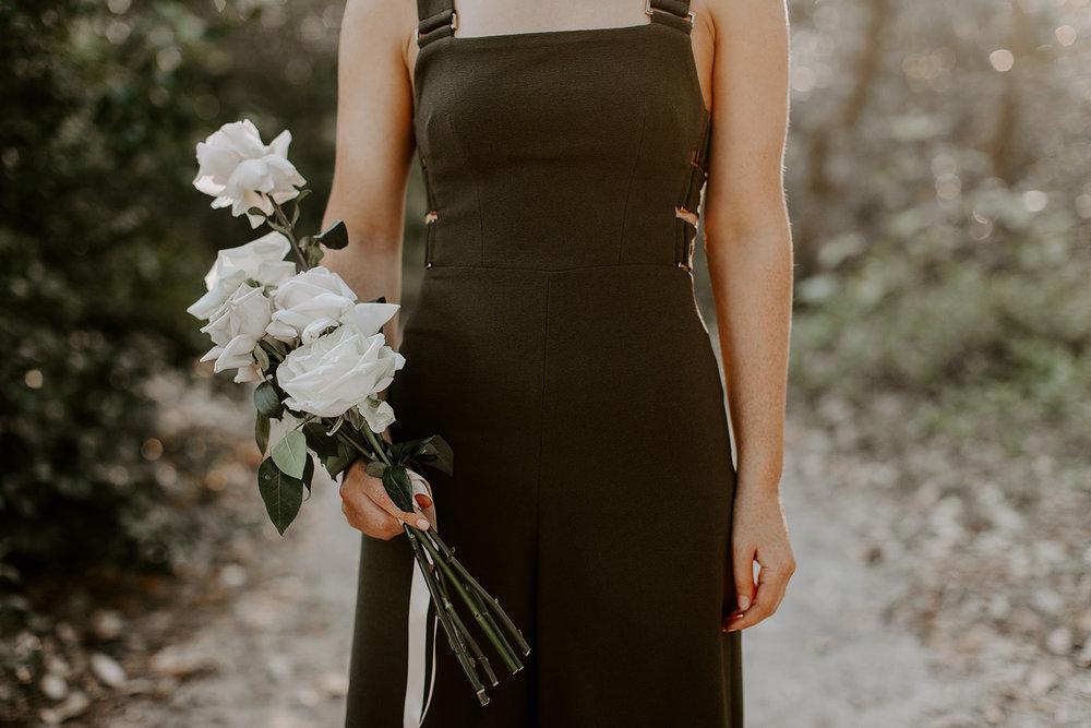 Bloodwood Botanica   simplicity bridesmaid bouquet