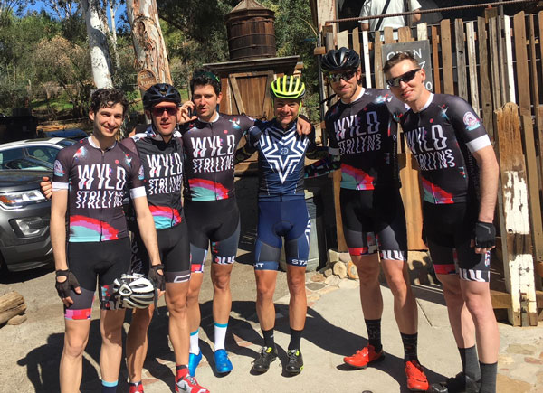 Wyld Stallyns met up with our friend and sponsored rider Stefano Barberi. We got to know Stef as a rider with SCS/Guttenplan coaching and also as Scottie's former teammate. Now he's focusing on offroad and will be a Starlight rider at the Pisgah Stage Race.