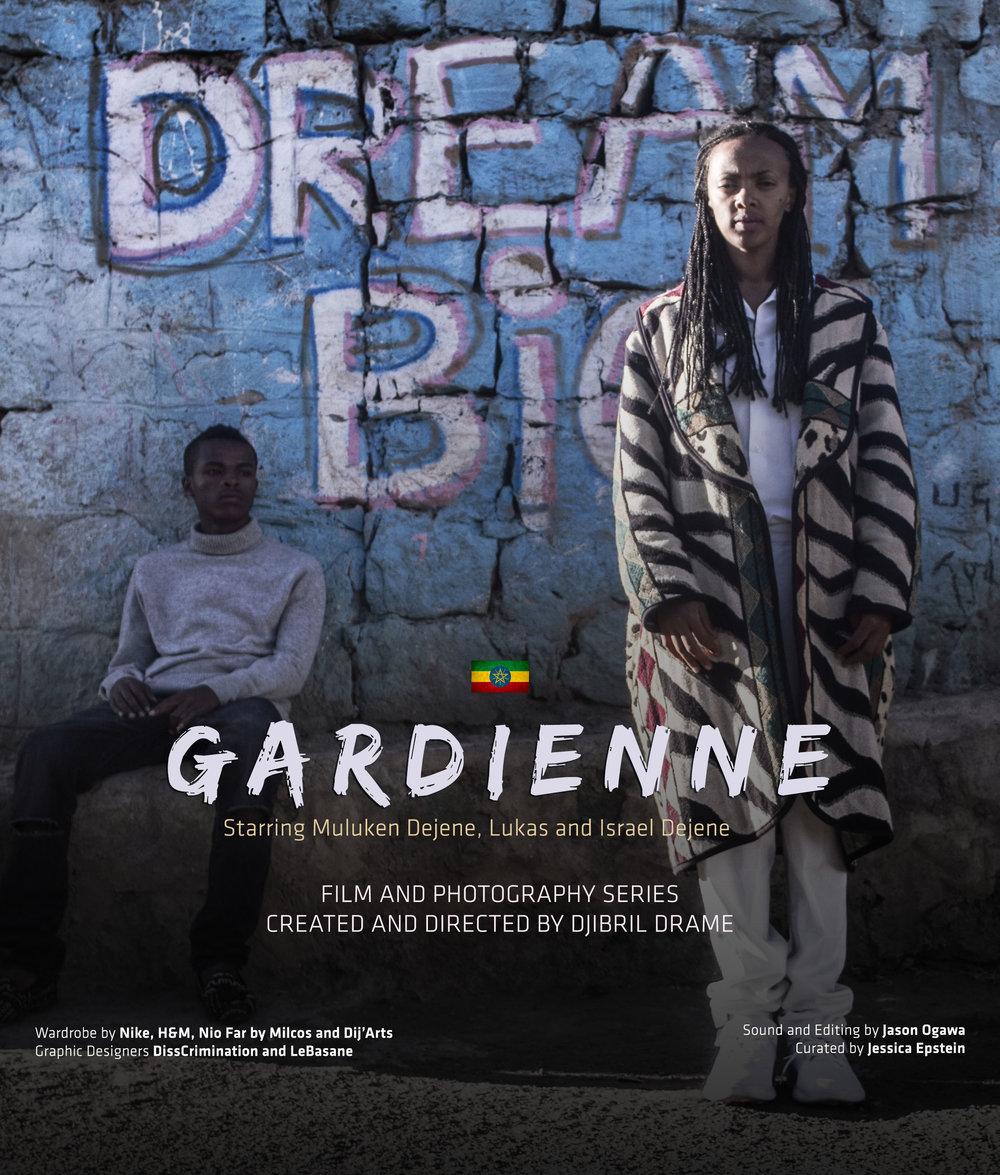 Gardienne - Djibril Drame - goreecinema - Saison 4