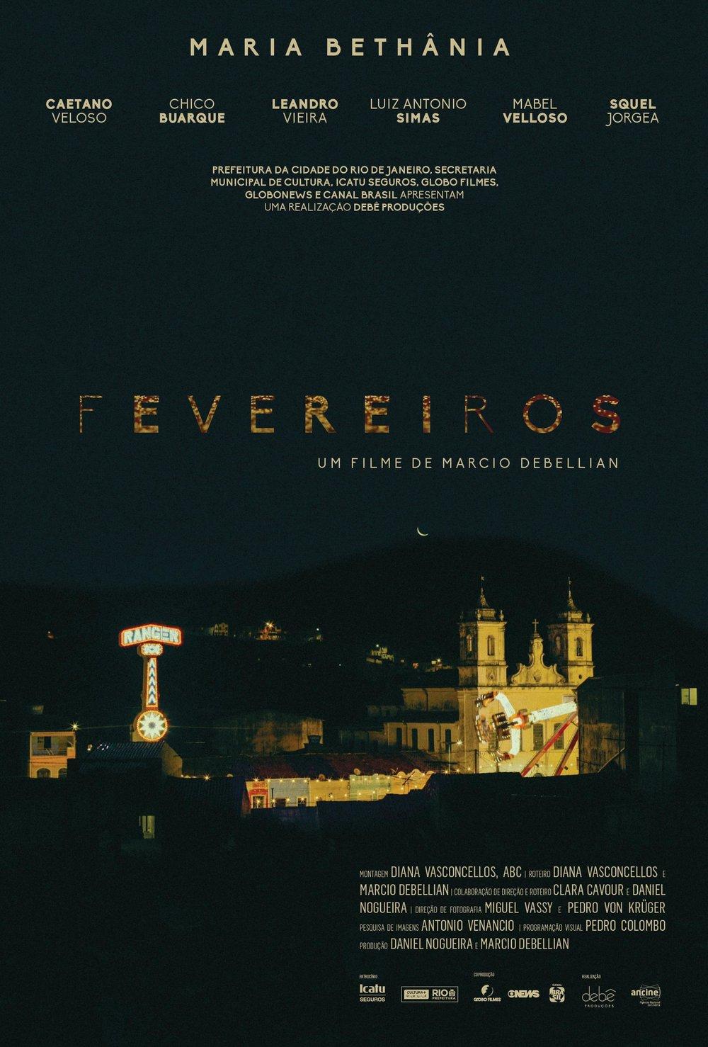 fevereiros - affiche - goree cinema - saison 4